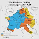 The Holy Roman Empire of the Germanic Franks by edsimoneit