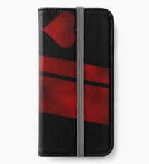 Ace's Last Hand iPhone Wallet/Case/Skin