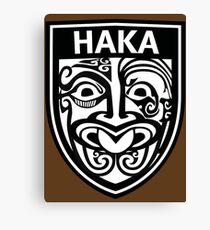 HAKA Impression sur toile