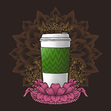 Sacred Latte by GODZILLARGE