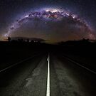 The Milky Highway 3:2 by James Garlick