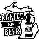 Michigan Craft Beer, Grand Rapids Beer, Detroit Beer, Beer Shirt, MI Beer by tshirtbrewery
