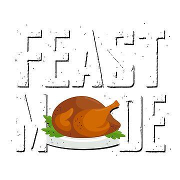 Feast mode by ninthstreet