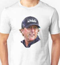 Phil Mickelson Unisex T-Shirt