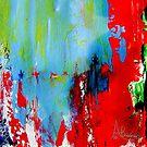 Rhythm & Blues by Angela  Burman