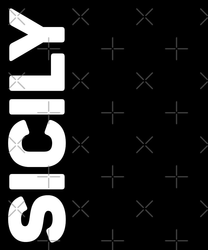 Sicily T-Shirt by designkitsch