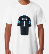 fe041a96a Cam Newton Jersey Long T-Shirt
