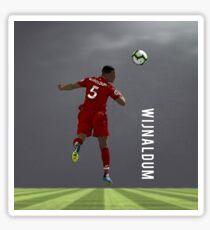 Georginio Wijnaldum - Liverpool Sticker