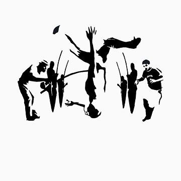 Capoeira by ToasTee