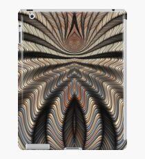 Arachnid abstract iPad Case/Skin