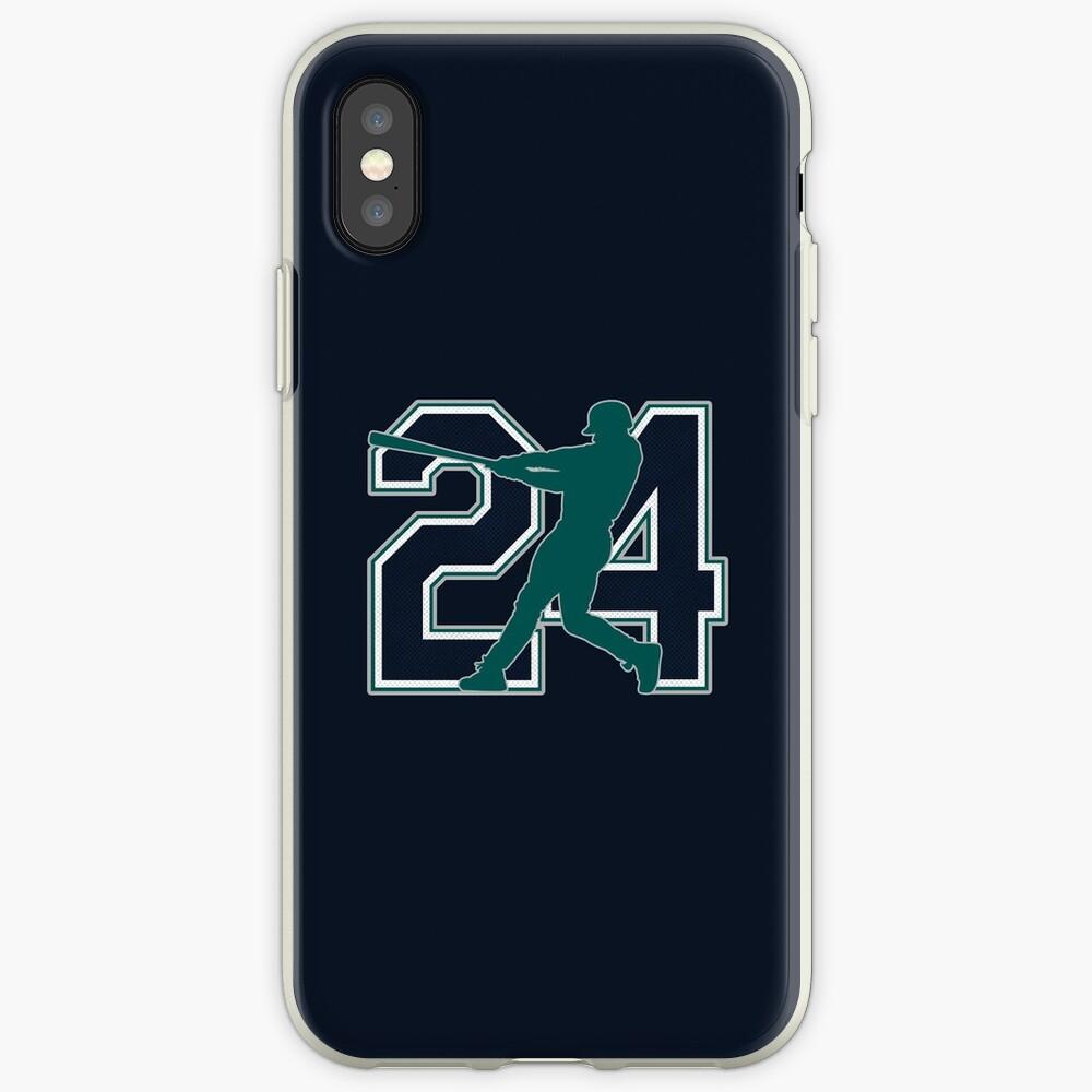 24 - Junior (original) iPhone-Hüllen & Cover