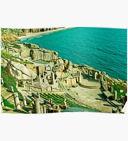 The Minack Poster