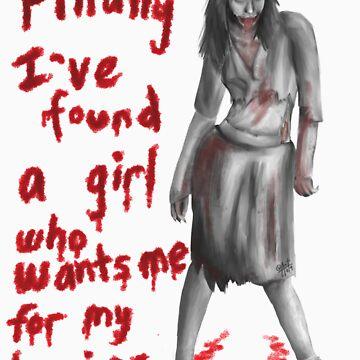 Zombie Girlfriend #2 by Dragonhaunt