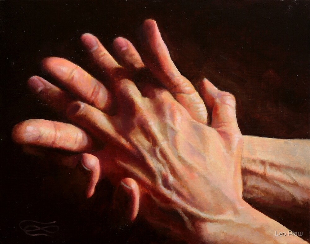 Hands 04 by Leo Plaw
