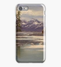 North Cascades Mountain Range iPhone Case/Skin