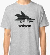 Saiyan Goku - Sports Design Classic T-Shirt