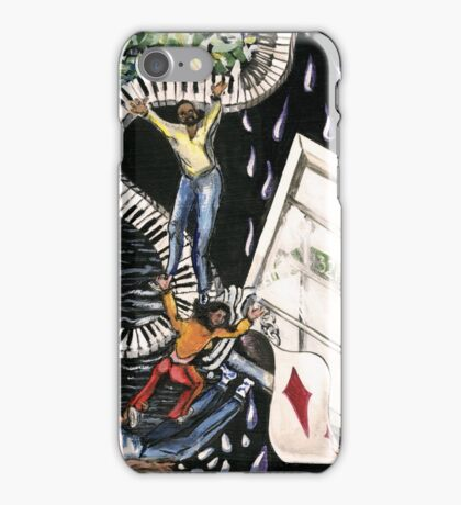 Coming up Aces iPhone Case/Skin
