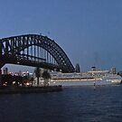 Squeeze under Harbour Bridge by Nick Hunt