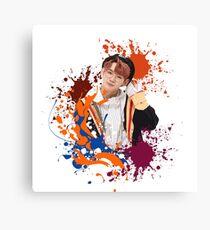 Kenta, Takada Kenta, Go Geon-tae, JBJ, Just be Joyful Canvas Print
