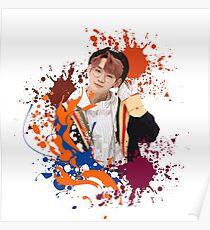 Kenta, Takada Kenta, Go Geon-tae, JBJ, Just be Joyful Poster