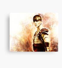 Mad Max : Fury Road - Furiosa Canvas Print