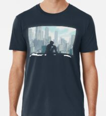 ghost in the shell Men's Premium T-Shirt