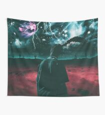 Astroworld fan art Wall Tapestry