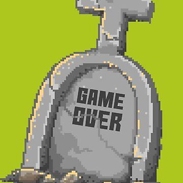 Game over by stylebytara