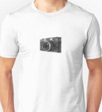 Leica M6 Camera Sketch T-Shirt