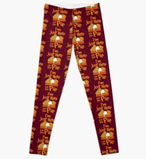I'm Just Here for the Pie Leggings