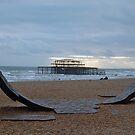 Pier in the Frame by Kirsten Baiden-Amissah