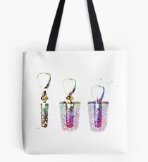 Dental implant procedure Tote Bag