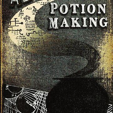 magic book by mollbish