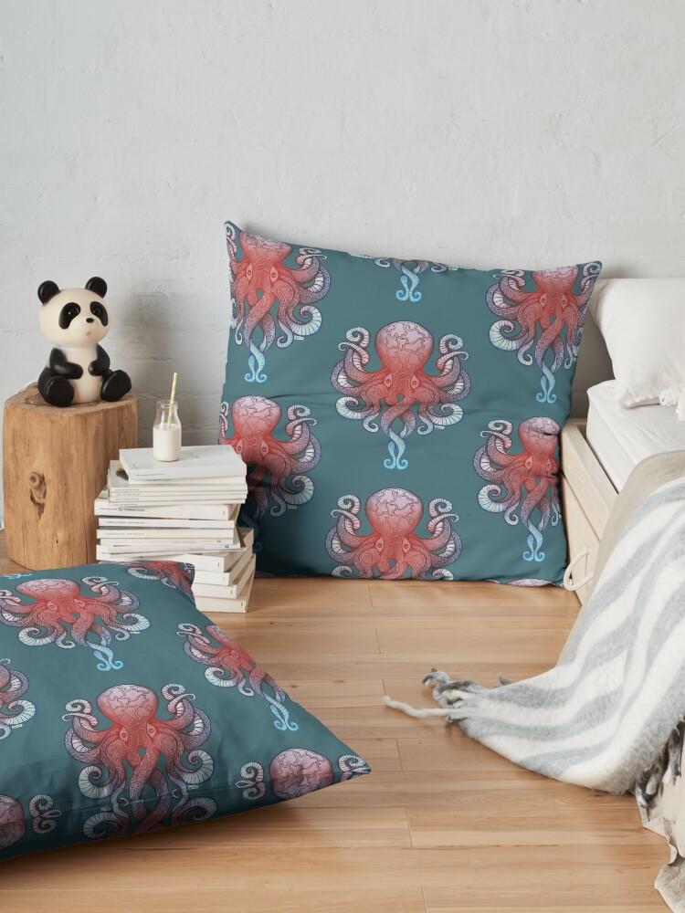 Alternate view of Dectapuss Floor Pillow
