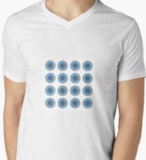 Proteins cloning Men's V-Neck T-Shirt