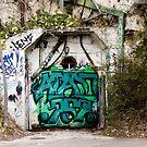 «Graffiti griego» de Riko2us
