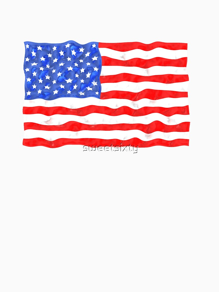 Cool American Flag USA by sweetsixty