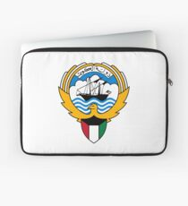 Emblem of Kuwait  Laptop Sleeve
