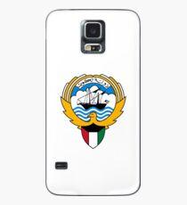 Emblem of Kuwait  Case/Skin for Samsung Galaxy