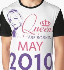 It's My Birthday 8. Made In May 2010. 2010 Gift Ideas. Graphic T-Shirt