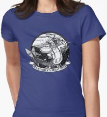 Manderly's Meat Pies. The North Remembers. Women's Fitted T-Shirt