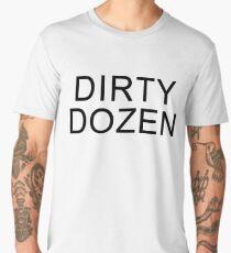 DIRTY DOZEN [AS WORN BY KEITH FLINT/PRODIGY] Men's Premium T-Shirt