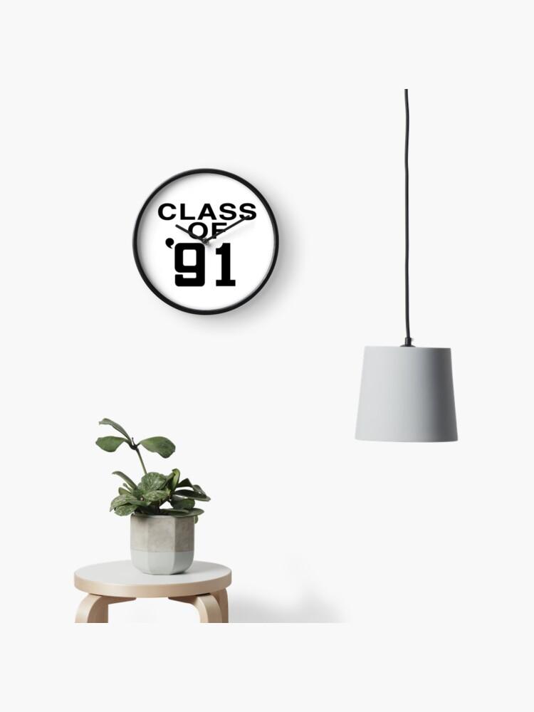 CLASS OF '91 [AS WORN BY GAZ COOMBES/SUPERGRASS] | Clock