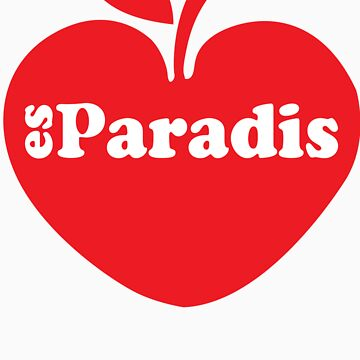 A Casual Classic iconic Es Paradis inspired t-shirt design by dylanmccarthy