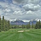Banff Abbey Springs GC 2 by Dave Nielsen