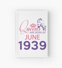 It's My Birthday 79. Made In June 1939. 1939 Gift Ideas. Hardcover Journal