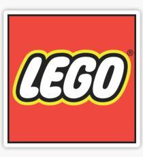lego toys logo Sticker