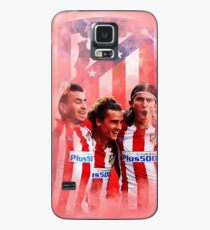 Atletico Illustration Case/Skin for Samsung Galaxy