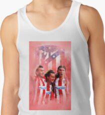 Camisetas de tirantes para hombre Ilustración del atletico