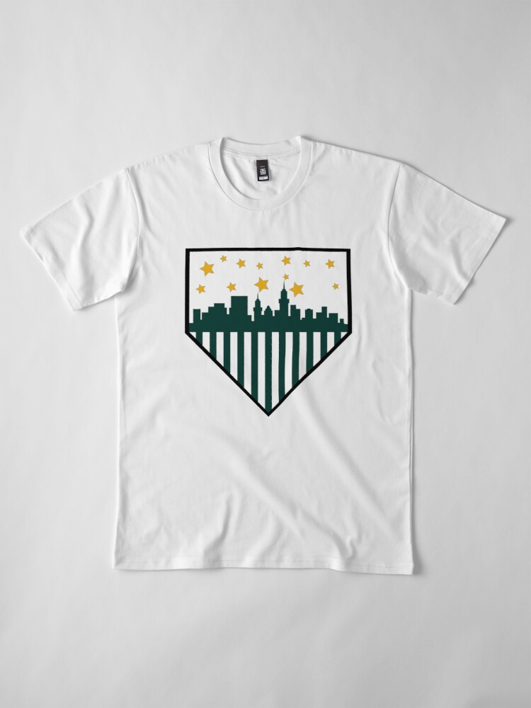 Alternate view of Oakland Home Premium T-Shirt